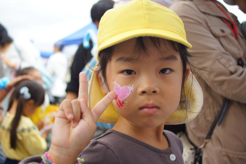 広島フェイスペイント組合-第53回比治山祭1日目-020