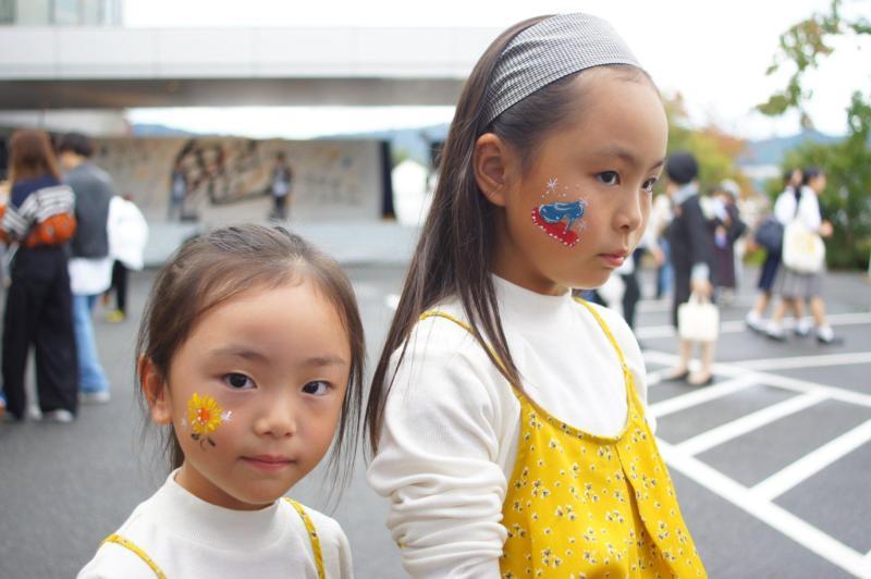 広島フェイスペイント組合-第53回比治山祭1日目-021