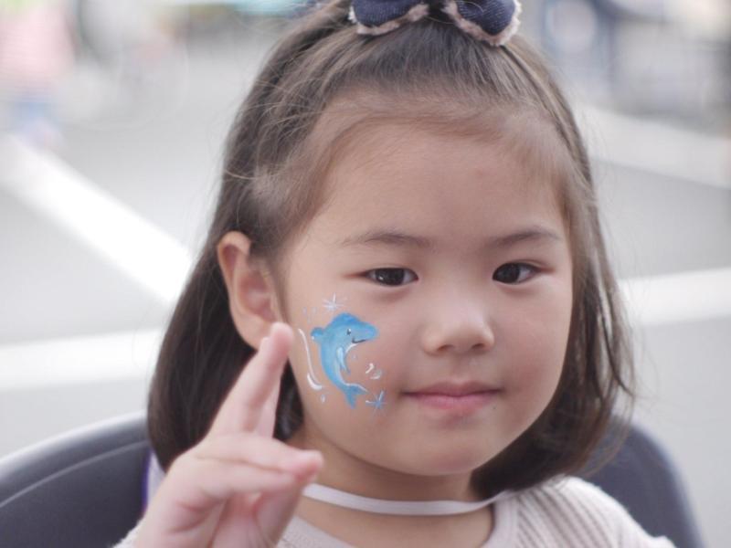 広島フェイスペイント組合-第53回比治山祭1日目-022