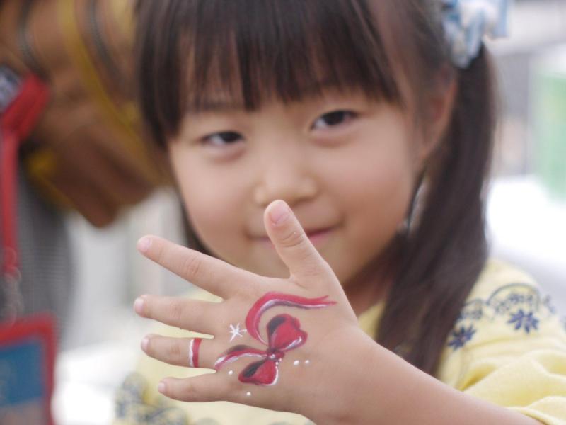 広島フェイスペイント組合-第53回比治山祭1日目-023