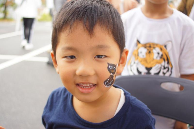 広島フェイスペイント組合-第53回比治山祭1日目-024