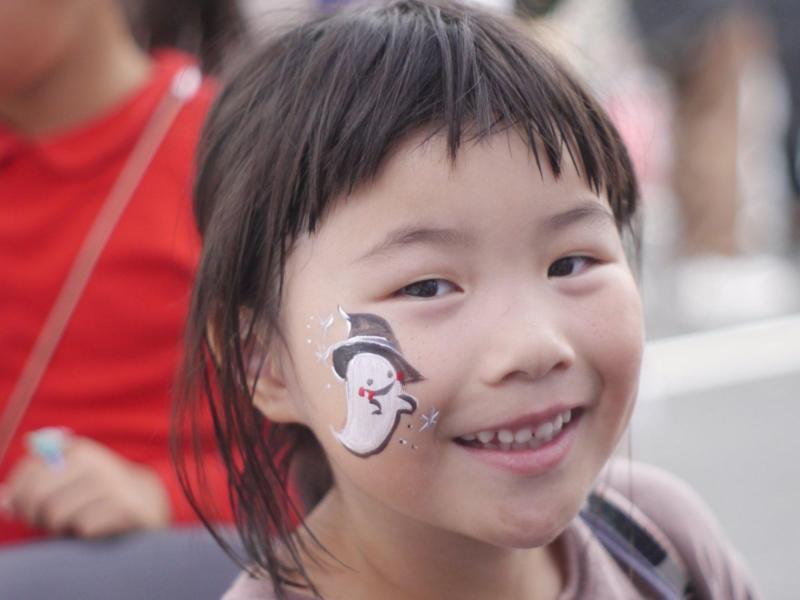 広島フェイスペイント組合-第53回比治山祭1日目-029
