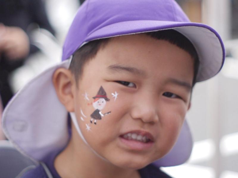 広島フェイスペイント組合-第53回比治山祭1日目-031