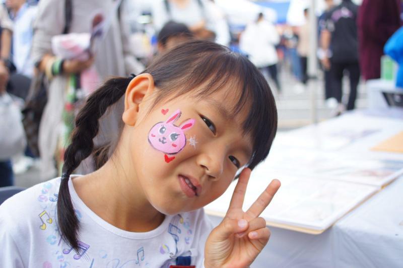 広島フェイスペイント組合-第53回比治山祭1日目-034