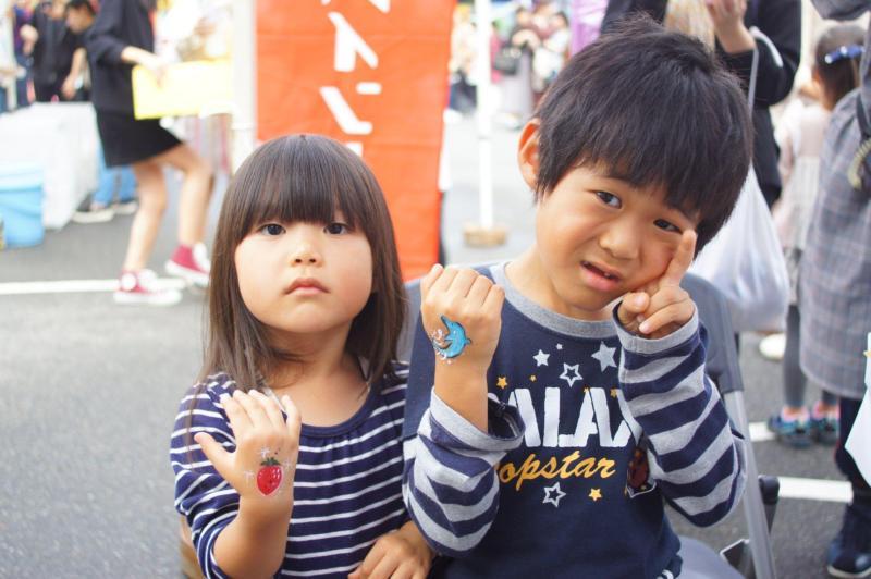 広島フェイスペイント組合-第53回比治山祭1日目-036