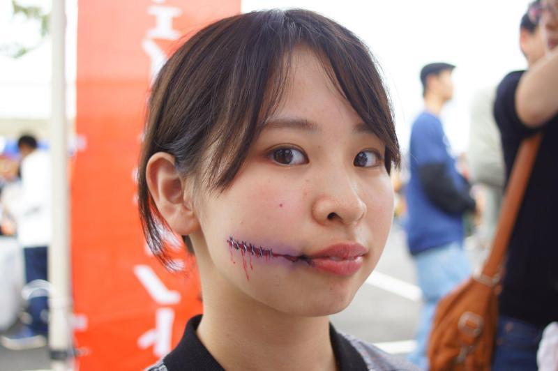 広島フェイスペイント組合-第53回比治山祭1日目-038