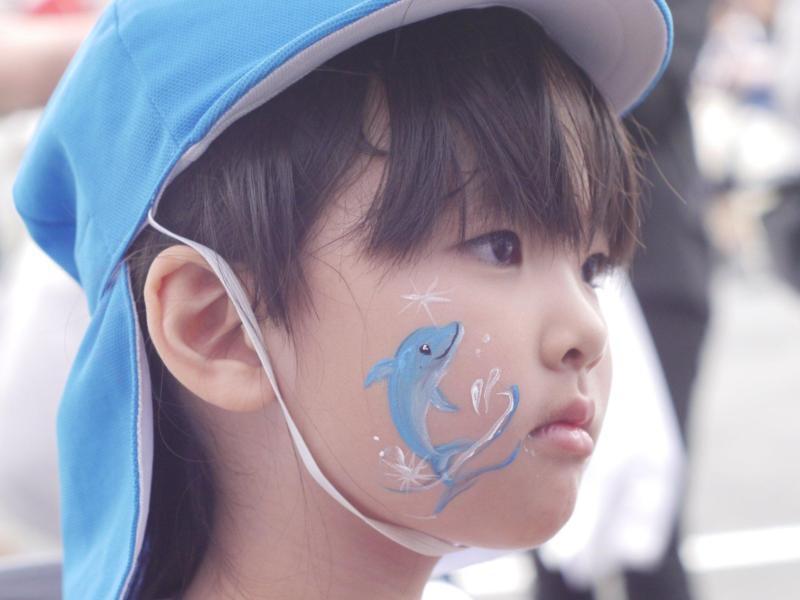 広島フェイスペイント組合-第53回比治山祭1日目-040