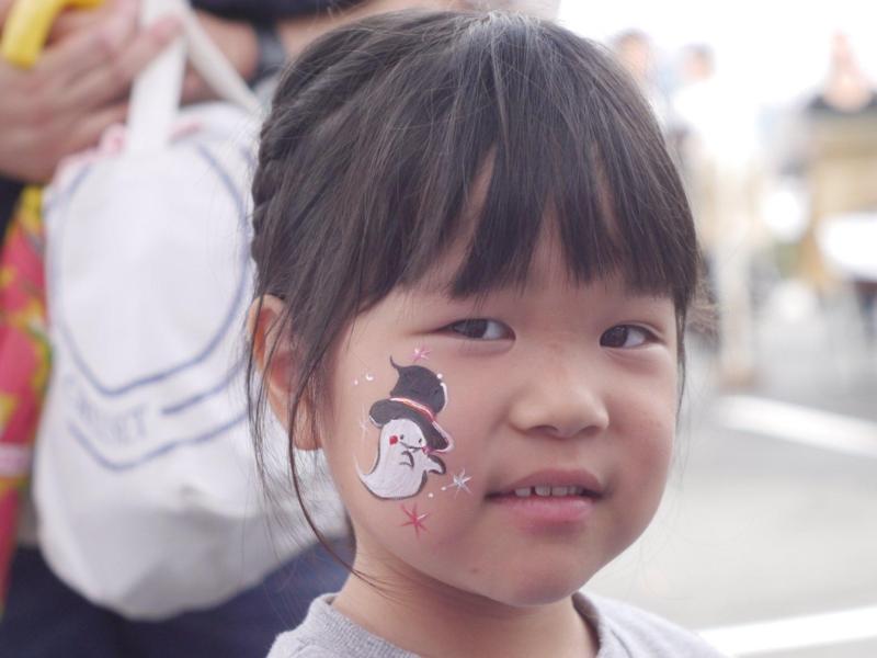 広島フェイスペイント組合-第53回比治山祭1日目-041