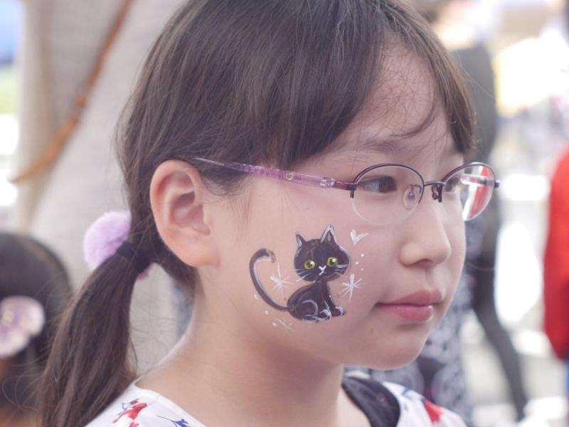 広島フェイスペイント組合-第53回比治山祭1日目-043