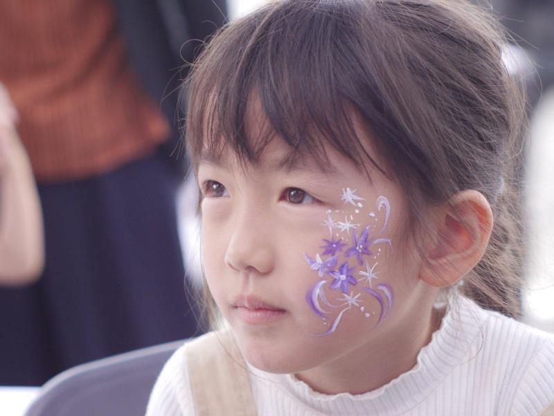 広島フェイスペイント組合-第53回比治山祭2日目-002