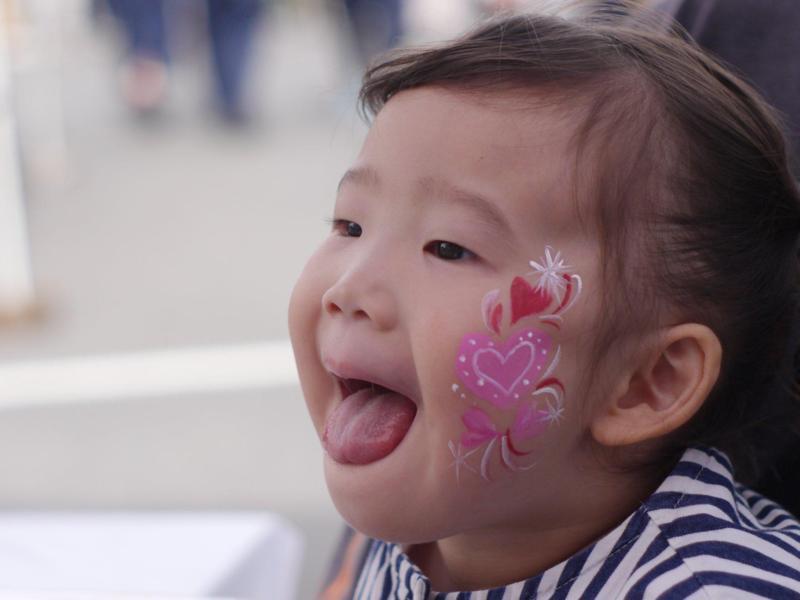 広島フェイスペイント組合-第53回比治山祭2日目-003
