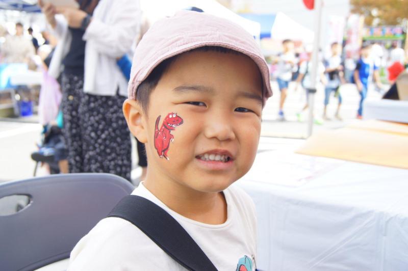 広島フェイスペイント組合-第53回比治山祭2日目-006
