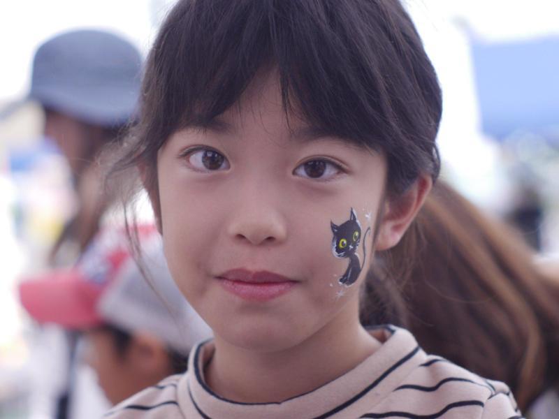 広島フェイスペイント組合-第53回比治山祭2日目-008