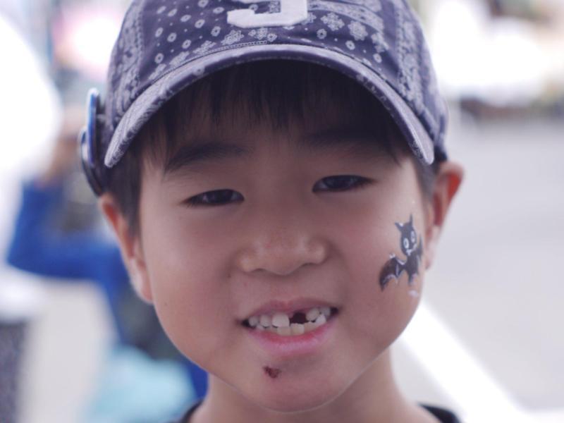 広島フェイスペイント組合-第53回比治山祭2日目-009
