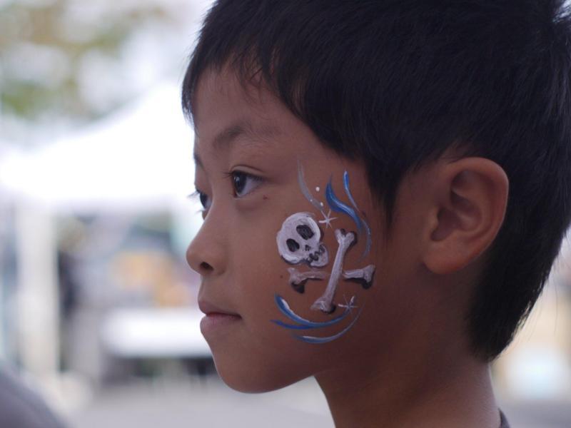 広島フェイスペイント組合-第53回比治山祭2日目-010