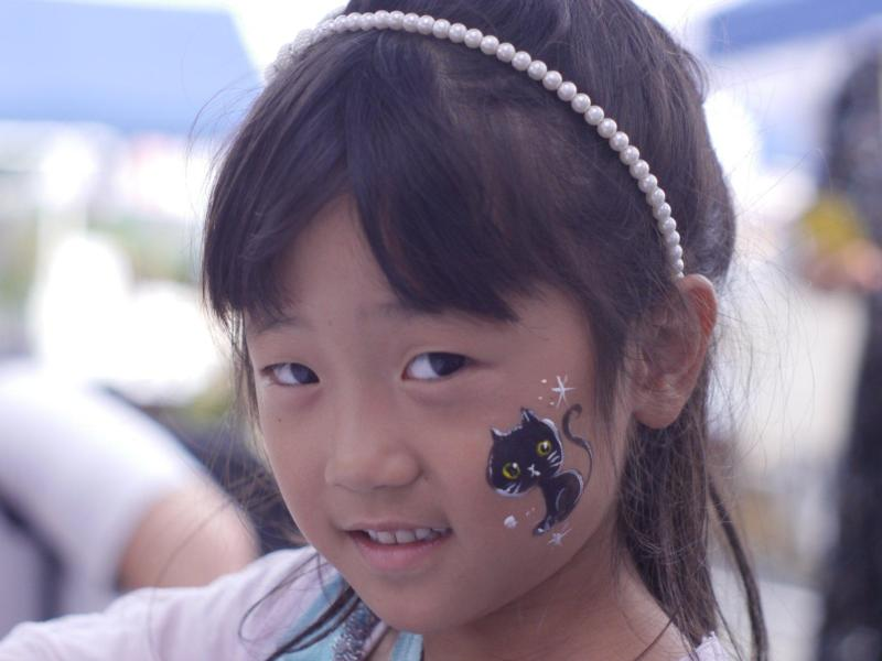 広島フェイスペイント組合-第53回比治山祭2日目-013
