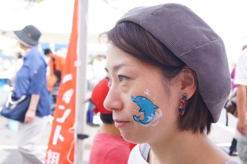 広島フェイスペイント組合-第53回比治山祭2日目-017