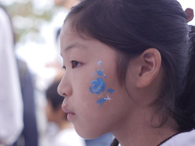 広島フェイスペイント組合-第53回比治山祭2日目-018