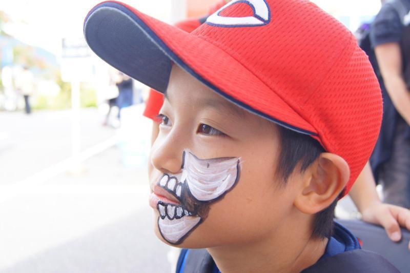 広島フェイスペイント組合-第53回比治山祭2日目-020