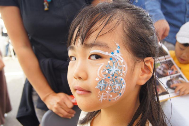 広島フェイスペイント組合-第53回比治山祭2日目-023