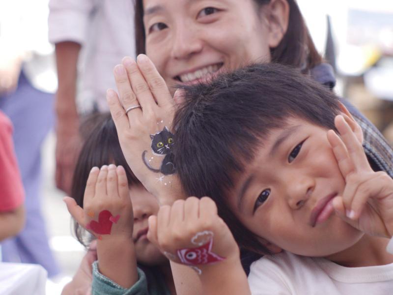 広島フェイスペイント組合-第53回比治山祭2日目-024