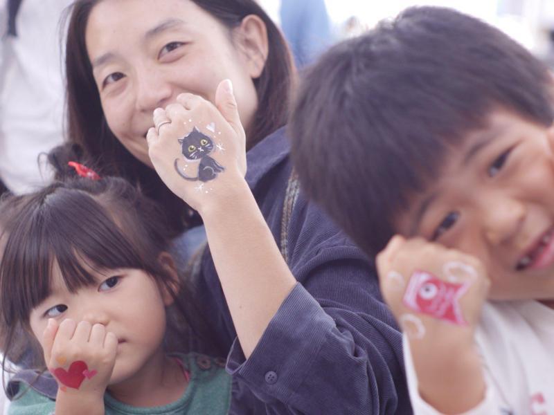 広島フェイスペイント組合-第53回比治山祭2日目-025