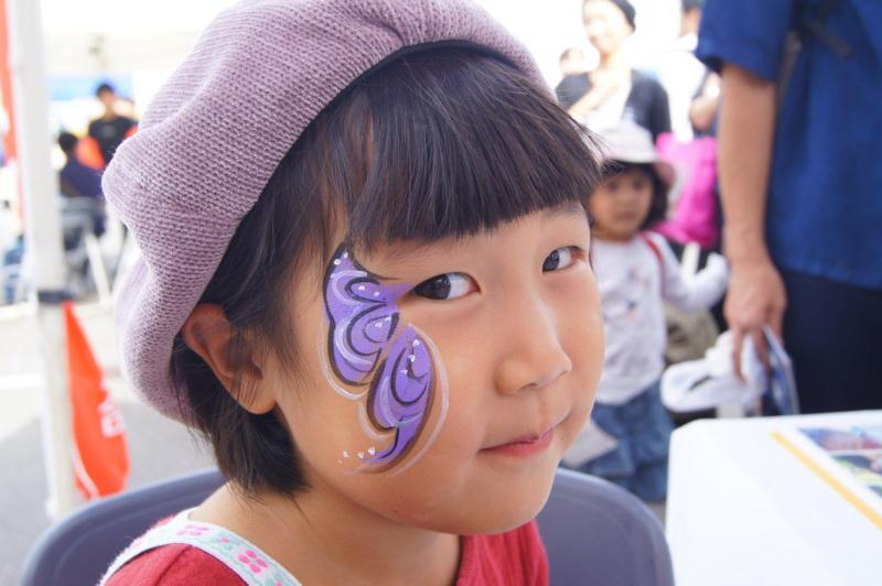 広島フェイスペイント組合-第53回比治山祭2日目-028