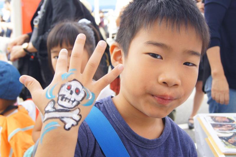 広島フェイスペイント組合-第53回比治山祭2日目-030