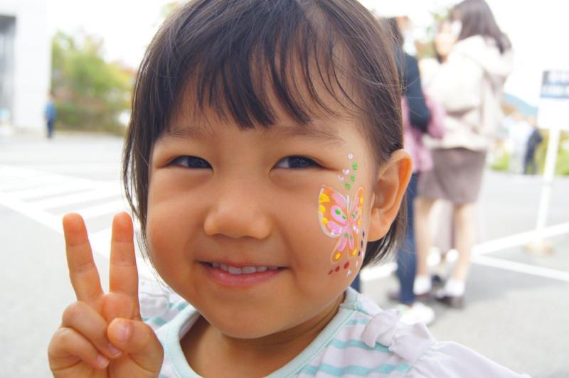 広島フェイスペイント組合-第53回比治山祭2日目-034