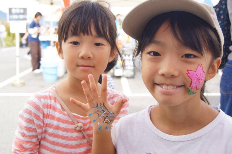 広島フェイスペイント組合-第53回比治山祭2日目-038