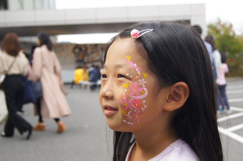 広島フェイスペイント組合-第53回比治山祭2日目-045