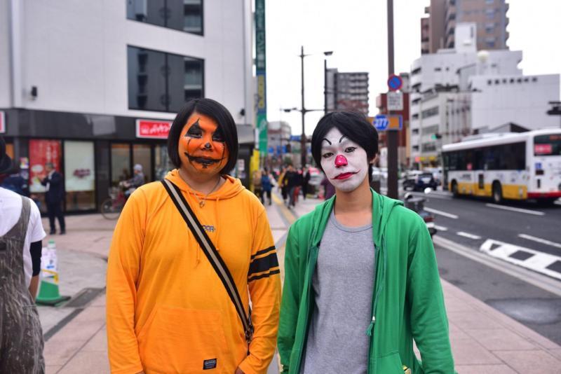 広島フェイスペイント組合-横川ゾンビナイト5-1日目-008