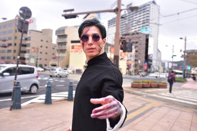 広島フェイスペイント組合-横川ゾンビナイト5-1日目-012