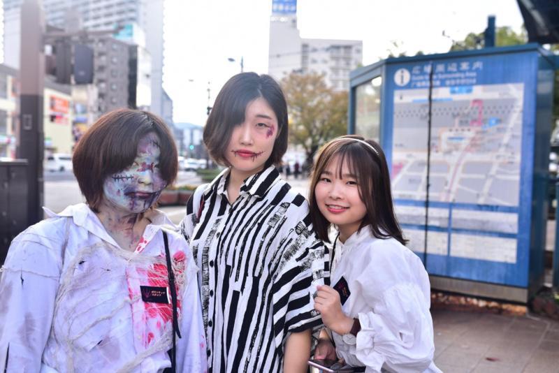 広島フェイスペイント組合-横川ゾンビナイト5-1日目-020