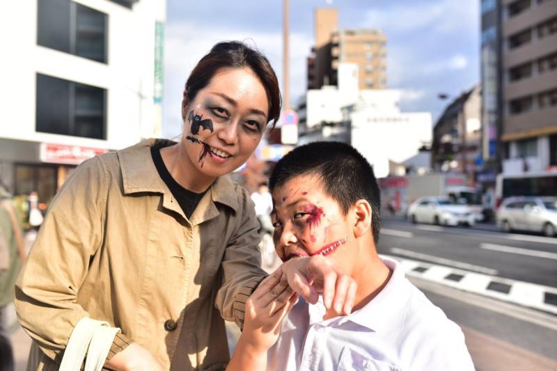 広島フェイスペイント組合-横川ゾンビナイト5-1日目-022