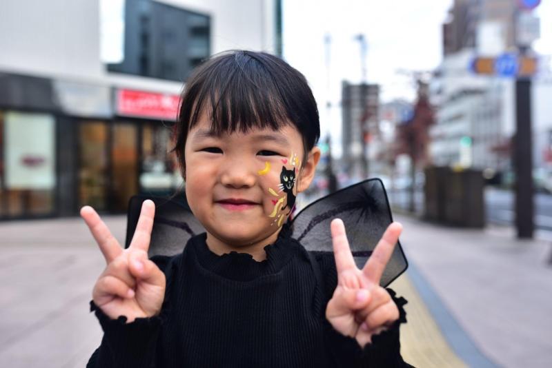 広島フェイスペイント組合-横川ゾンビナイト5-1日目-030
