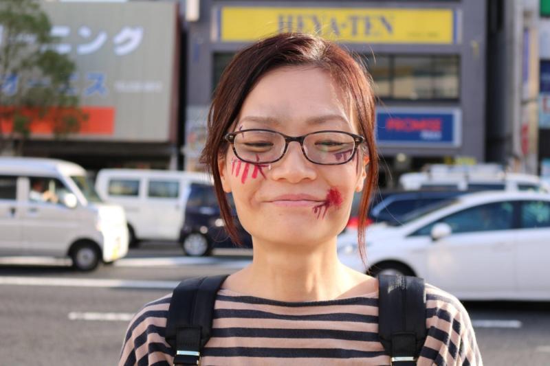 広島フェイスペイント組合-横川ゾンビナイト5-1日目-040