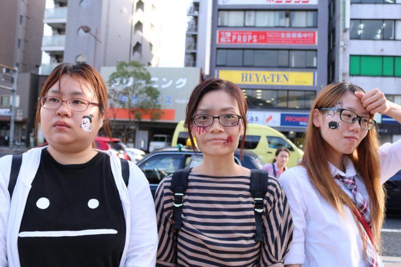 広島フェイスペイント組合-横川ゾンビナイト5-1日目-043