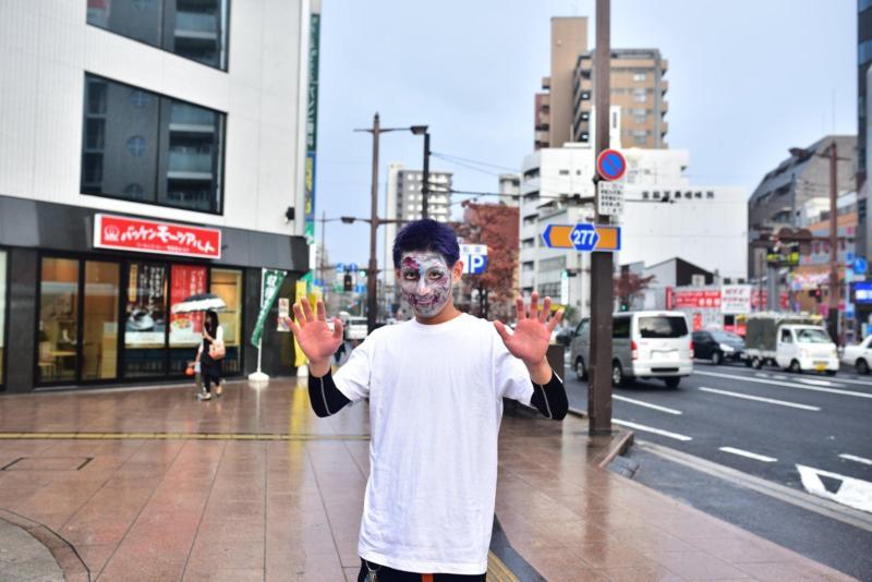 広島フェイスペイント組合-横川ゾンビナイト5-1日目-050