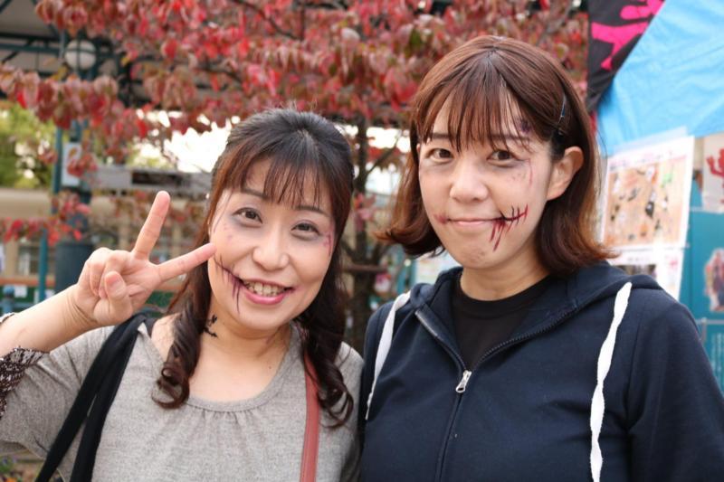 広島フェイスペイント組合-横川ゾンビナイト5-1日目-054