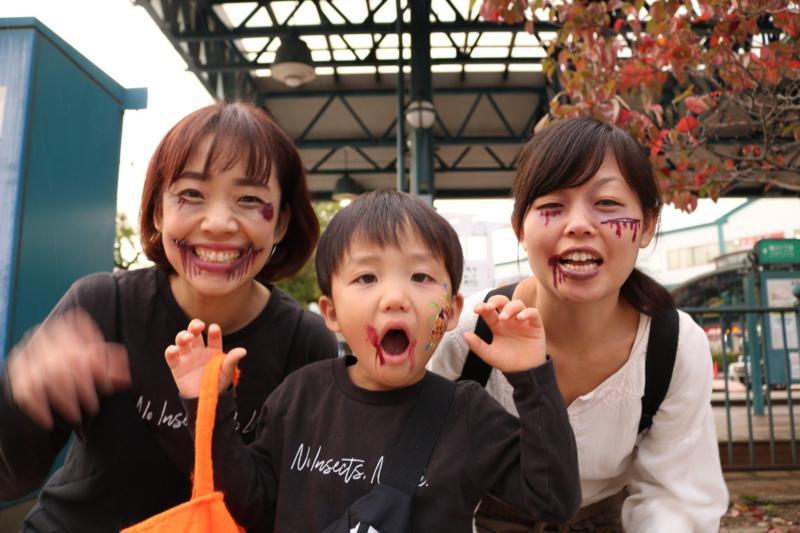 広島フェイスペイント組合-横川ゾンビナイト5-1日目-058