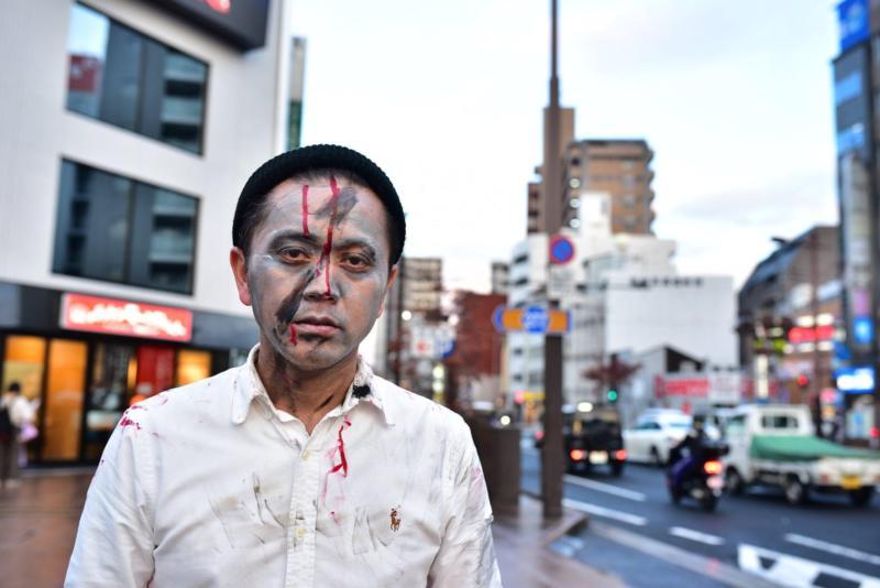 広島フェイスペイント組合-横川ゾンビナイト5-1日目-071
