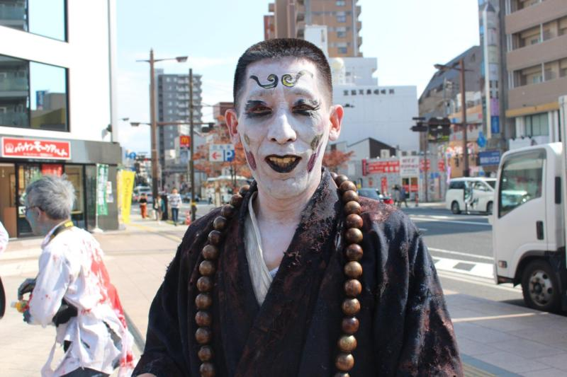 広島フェイスペイント組合-横川ゾンビナイト5-2日目-002