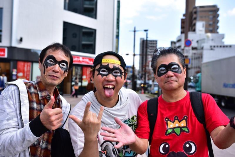 広島フェイスペイント組合-横川ゾンビナイト5-2日目-006