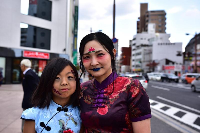 広島フェイスペイント組合-横川ゾンビナイト5-2日目-013