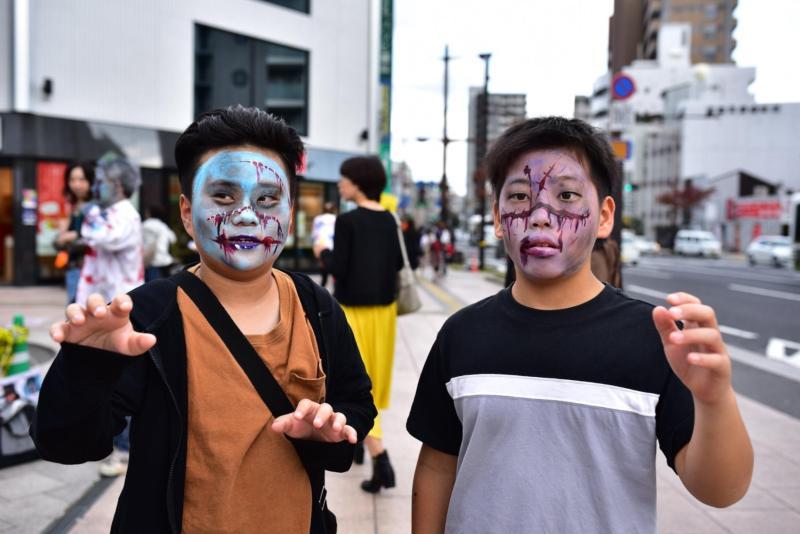 広島フェイスペイント組合-横川ゾンビナイト5-2日目-021