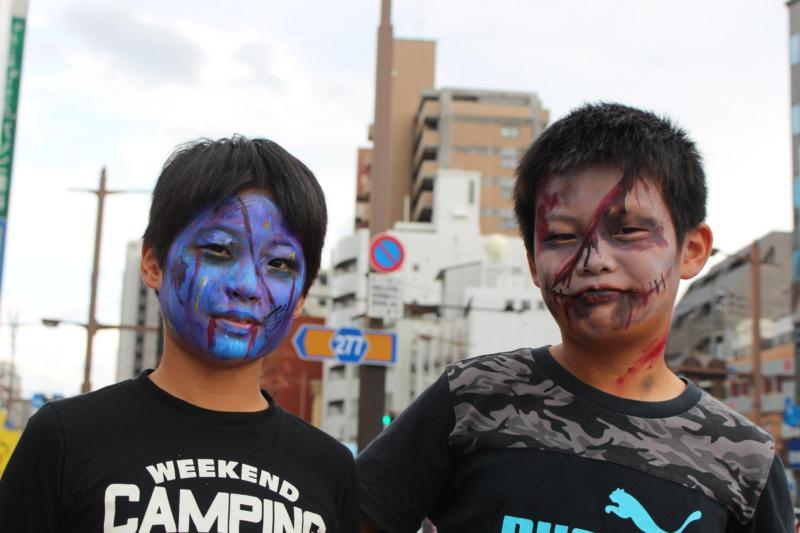 広島フェイスペイント組合-横川ゾンビナイト5-2日目-026