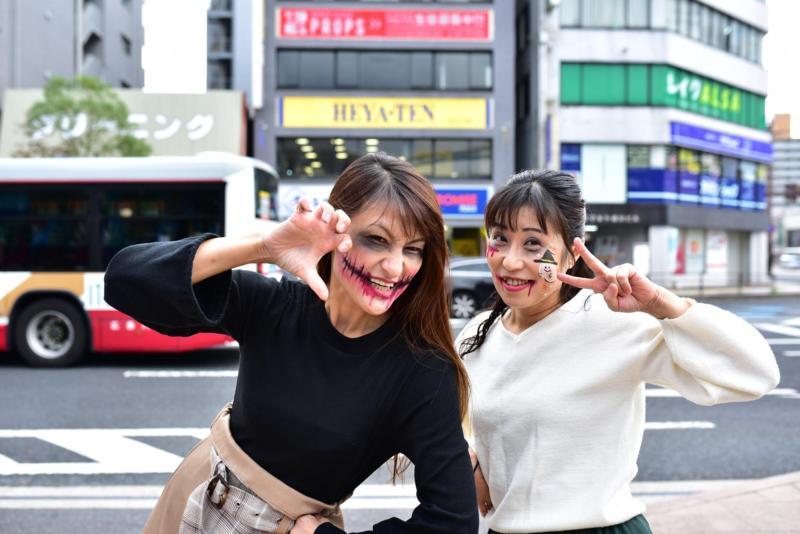 広島フェイスペイント組合-横川ゾンビナイト5-2日目-033