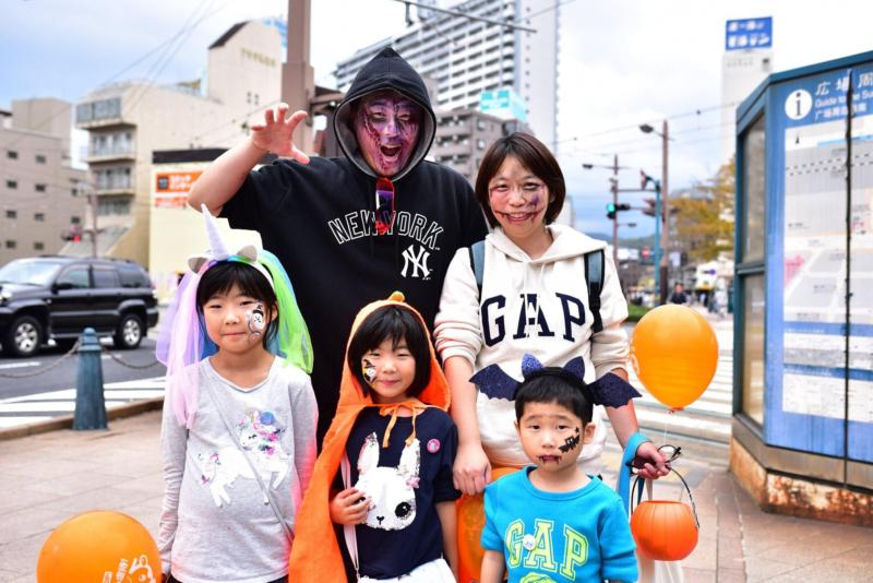 広島フェイスペイント組合-横川ゾンビナイト5-2日目-052