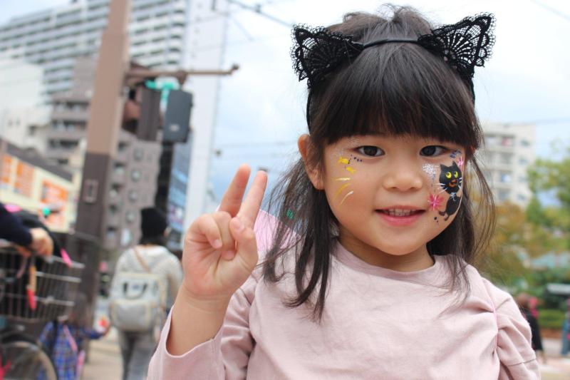 広島フェイスペイント組合-横川ゾンビナイト5-2日目-053